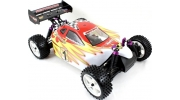 RC 1/10 4x4 Electric Buggy (Phoenix Red)