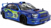 Himoto Nitro 2 Speed 4x4 Subaru Impreza Rally Car